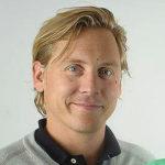 Nicolai Stein, Global Brand Manager på företaget Galvin Green är en samarbetspartner till Brama Content.