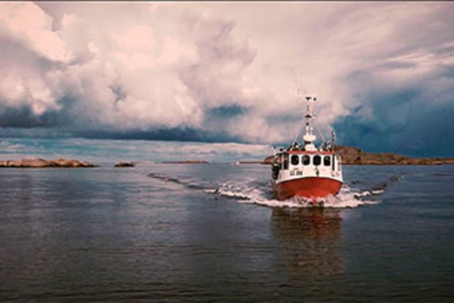 Hummerfiske i Fiskebäckskil